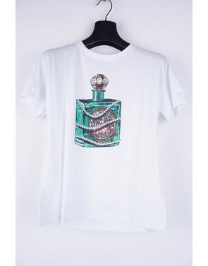 Garde-robe - T-shirt - Wit