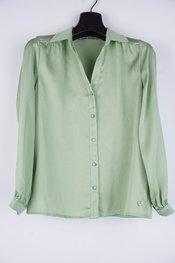 Amelie-amelie - Blouse - Groen