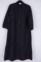 Soya - Halflang Kleedje - Zwart