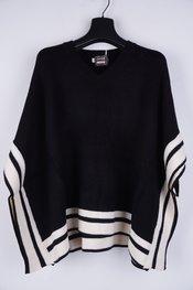 Garde-robe - Pull - Zwart-wit