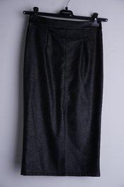 Rinascimento - Halflange Rok - Zwart