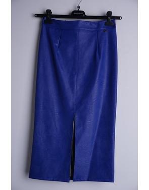 Rinascimento - Halflange Rok - Blauw