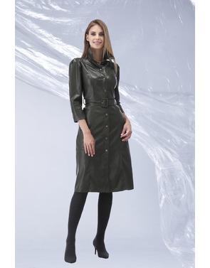 K-design - Halflang Kleedje - Zwart