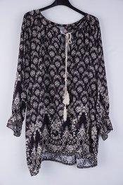 Garde-robe - Tuniek - Zwart