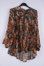 Garde-robe - Tuniek - Kaki