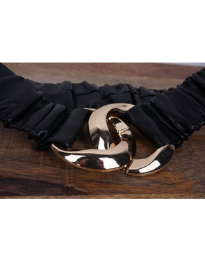 Garde-robe - Riemen - Zwart-goud