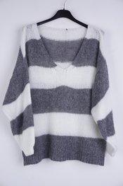 Garde-robe - Pull - Donker grijs
