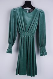Garde-robe - Kort Kleedje - Groen