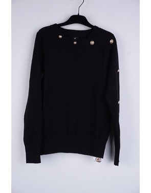 K-design - Pull - Zwart