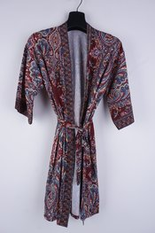 Garde-robe - Kimono - Bruin