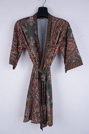 Garde-robe - Kimono - Kaki