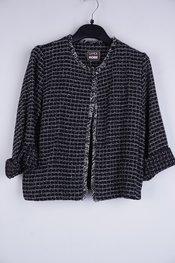 Garde-robe - Blazer - Zwart-wit