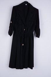 Garde-robe - Kort Kleedje - Zwart