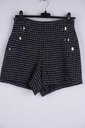 Garde-robe - Short - Zwart-wit
