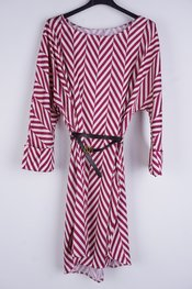 Garde-robe - Kort Kleedje - Fushia
