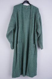 Garde-robe - Gilet - Munt