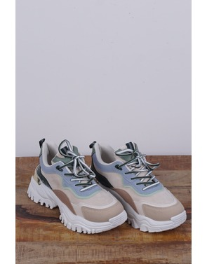 Garde-robe - Sneakers - Groen