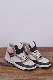 Garde-robe - Sneakers - Kaki