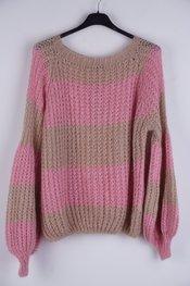 Garde-robe - Pull - Roze