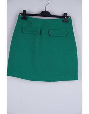 Garde-robe - Korte Rok - Groen