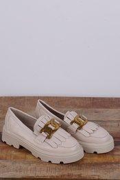 Garde-robe - Loafers - Ecru