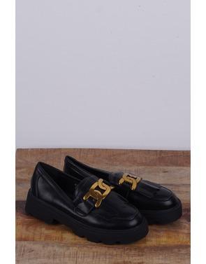 Garde-robe - Loafers - Zwart