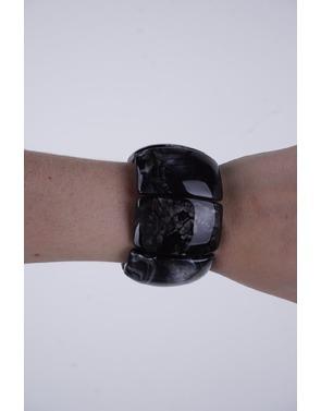 Garde-robe - Armband - Zwart