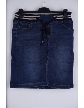 Garde-robe - Korte Rok - Jeans