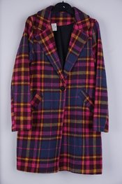 Garde-robe - Mantel - Fushia