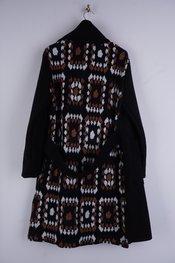 Garde-robe - Mantel - Zwart