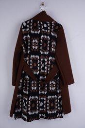 Garde-robe - Mantel - Bruin