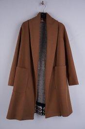 Garde-robe - Mantel - Camel