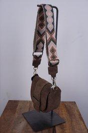Garde-robe - Handtassen - Taupe