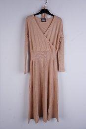 Garde-robe - Halflang Kleedje - Beige