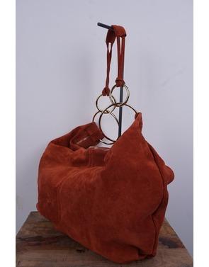 Garde-robe - Handtassen - Donker oranje