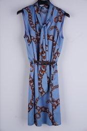 Rinascimento - Kort Kleedje - Blauw-bruin