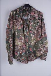 Garde-robe - Blouse - Kaki