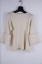 Garde-robe - Pull - Ecru
