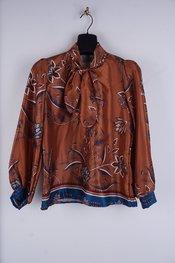 Garde-robe - Blouse - Camel