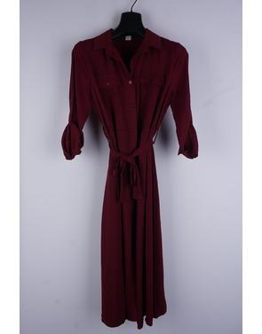 Garde-robe - Lang kleed - Bordeaux