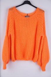 Garde-robe - Pull - Oranje