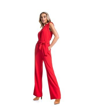 Caroline Biss - Jumpsuit - Rood