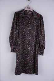 Amelie-amelie - Kort Kleedje - Zwart