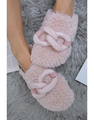 Garde-robe - Pantoffels - Roze