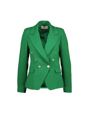 Amelie-amelie - Blazer - Groen