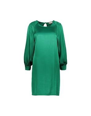Amelie-amelie - Halflang Kleedje - Groen