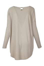 Taupe pull